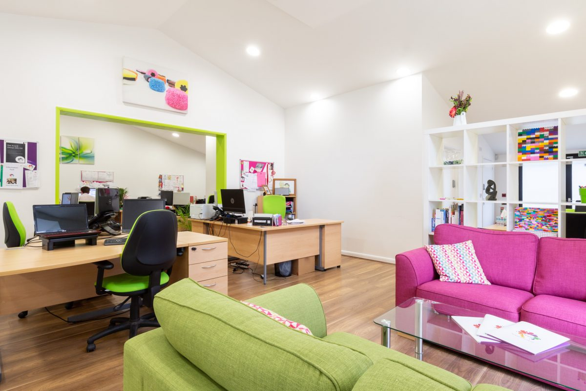 Colour shot - Waldringfield offices